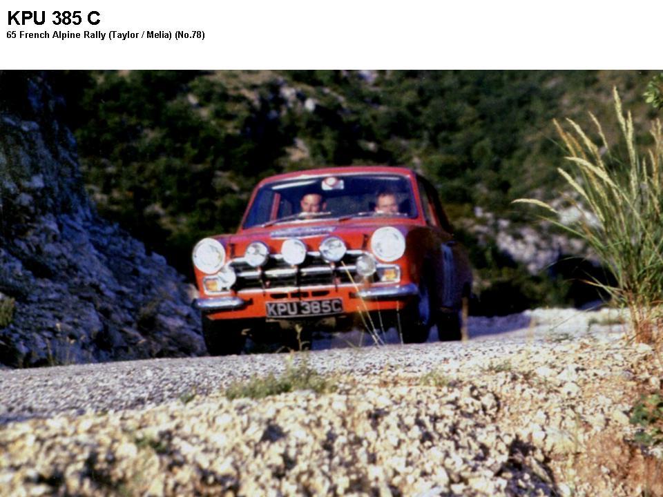 50.1 v4 19a Lotus Cortina Rally Taylor Melia KPU 385C