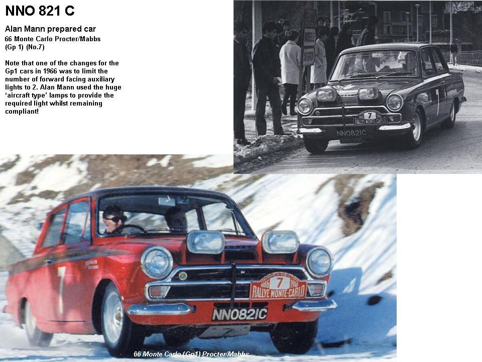 50.1 v4 25a NNO821C Alan Mann Rally