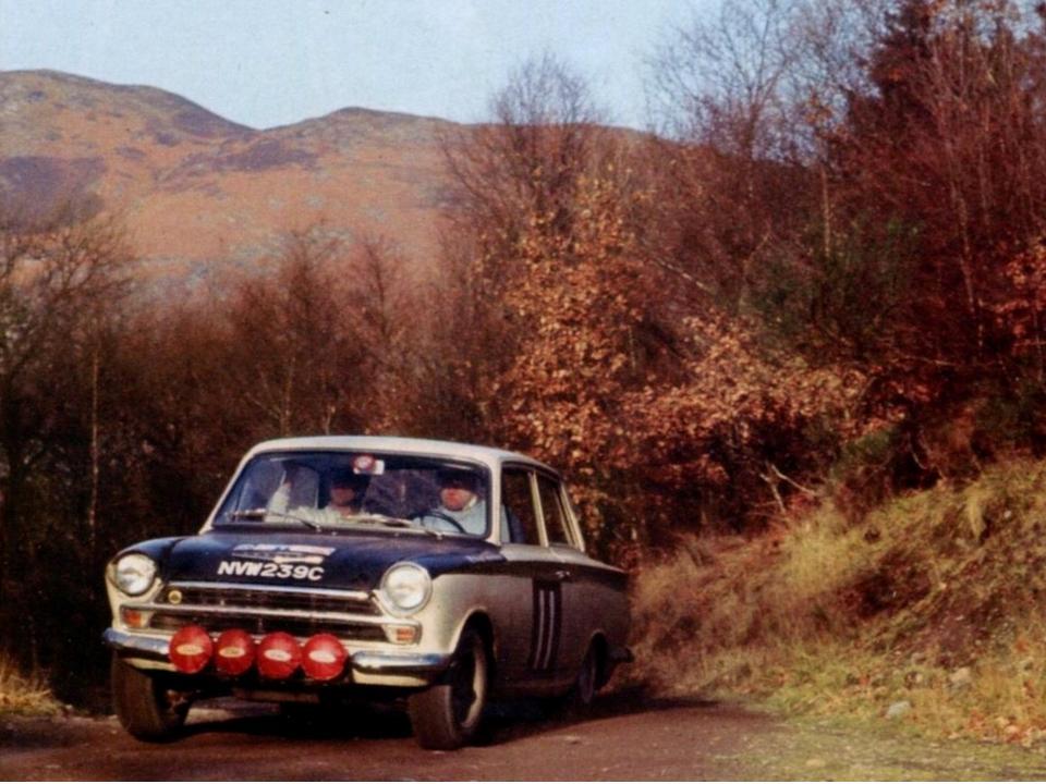 50.1 v4 29b Lotus Cortina Rally Soderstrom Palm NVW 239C