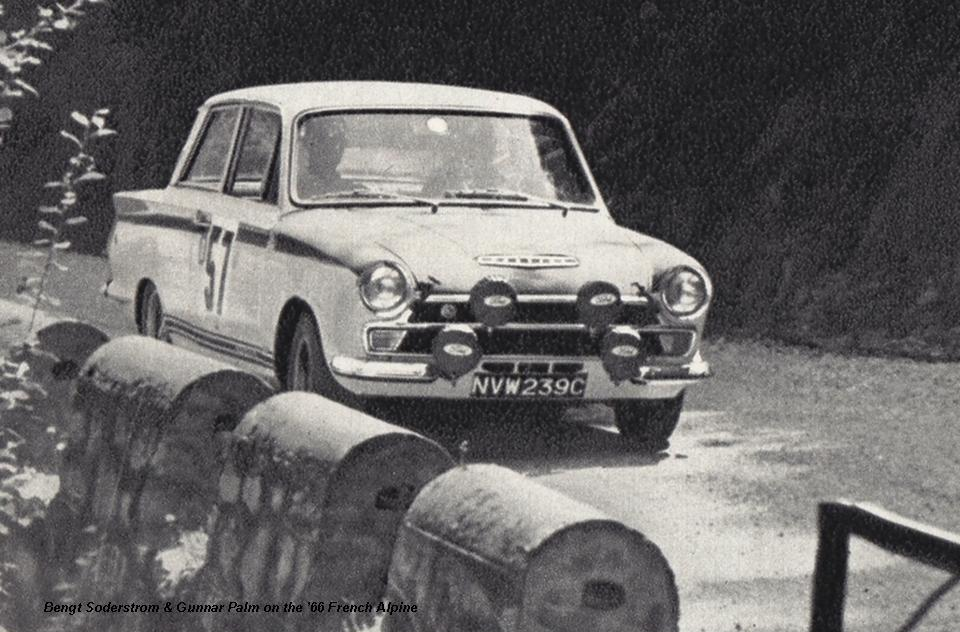 50.1 v4 29c Lotus Cortina Rally Soderstrom Palm NVW 239C