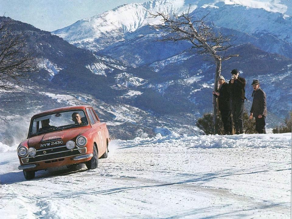 50.1 v4 35b Lotus Cortina Rally Clark Melia NVW243C