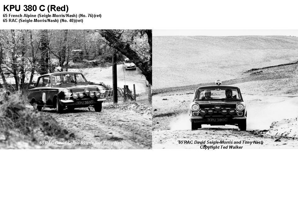 50.1 v4 9 Lotus Cortina Rally Seigle Morris Nash KPU 380C b