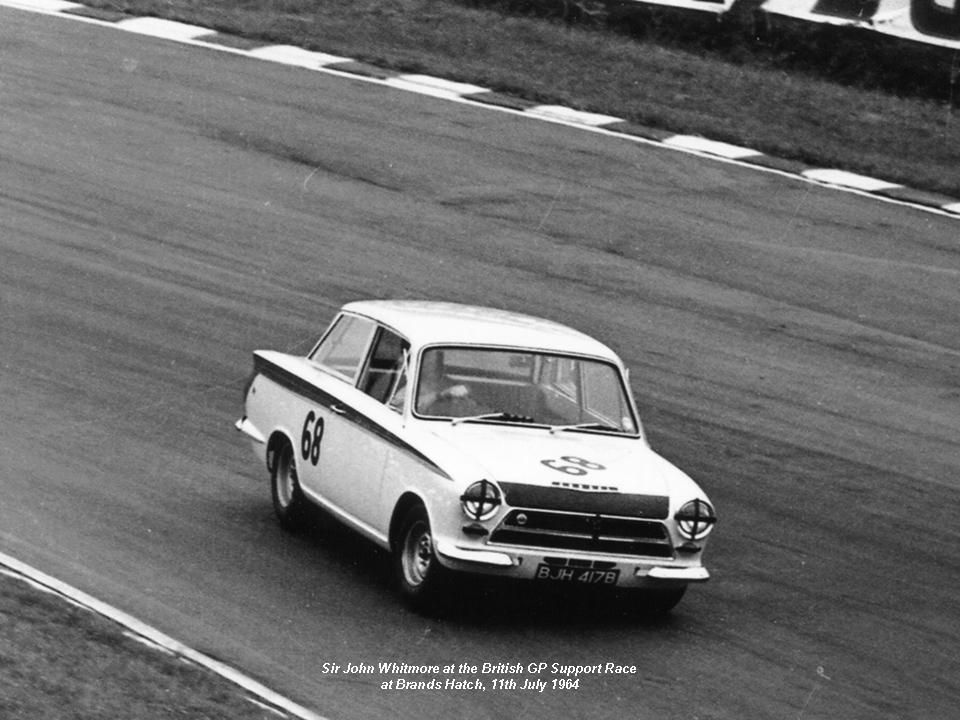 50.1.22 V3 BJH 417B John Whitmore Lotus Cortina