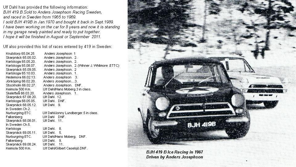 50.1.32 V3 BJH 419B Ulf Dharl Lotus Cortina