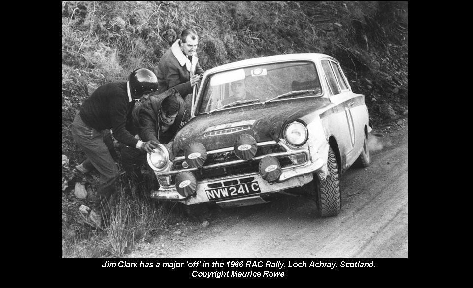 01 V4 1 Lotus Cortina Rally Jim Clark Achray
