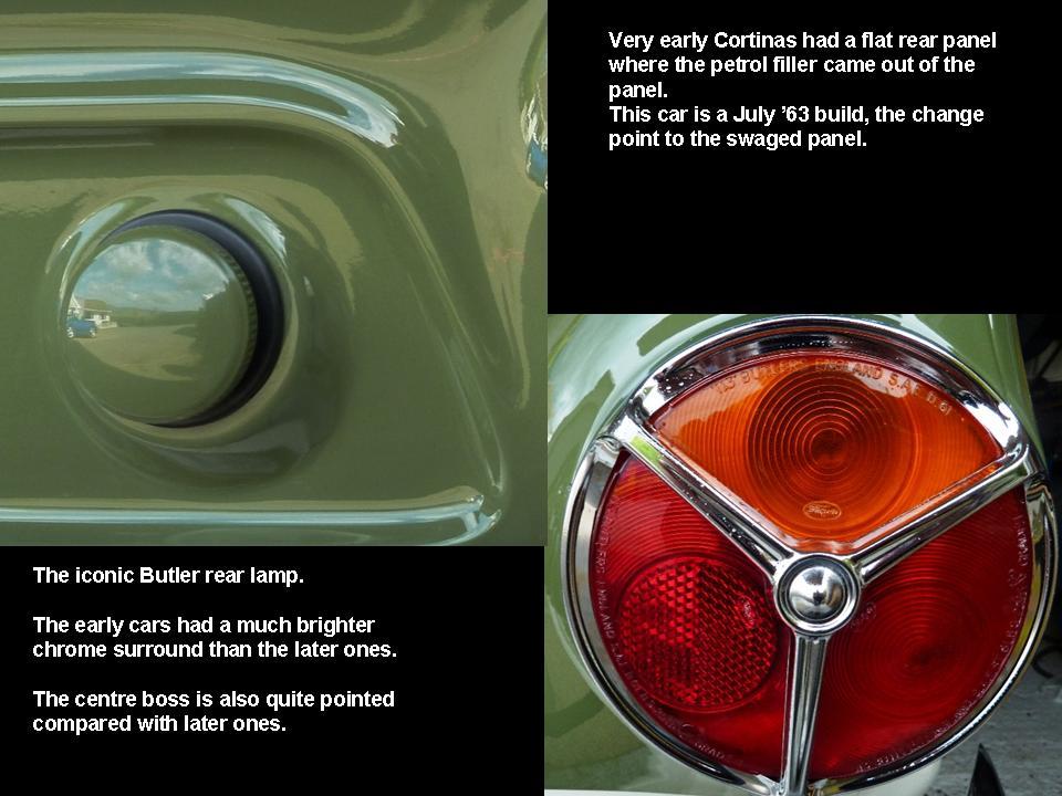 Lotus Cortina Pre-Aeroflow Study A 7a