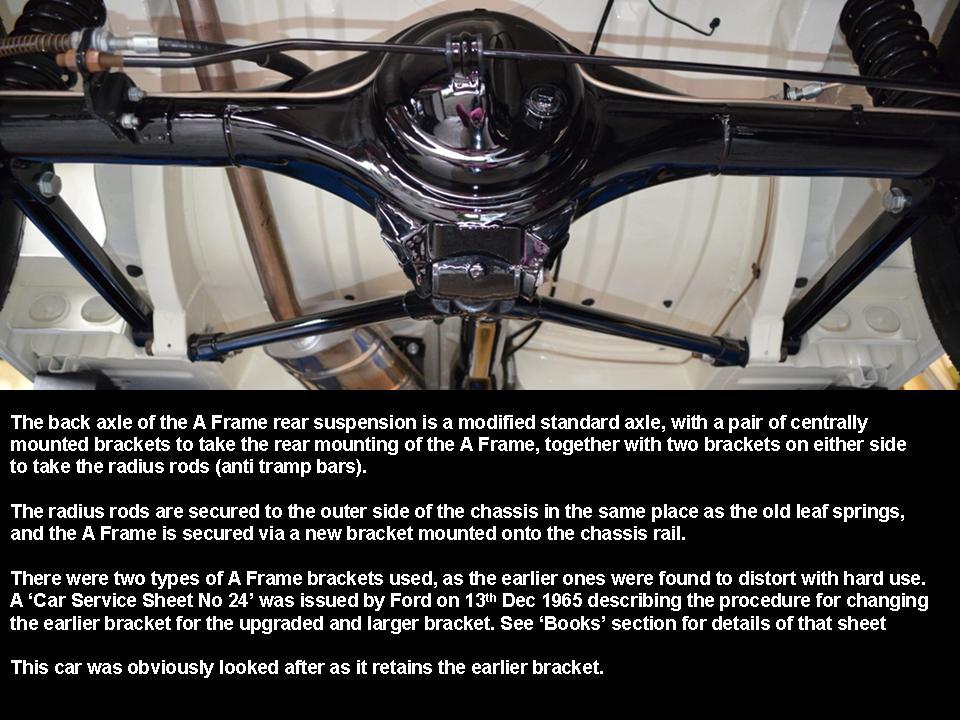 Lotus Cortina Pre-Aeroflow Underside 1