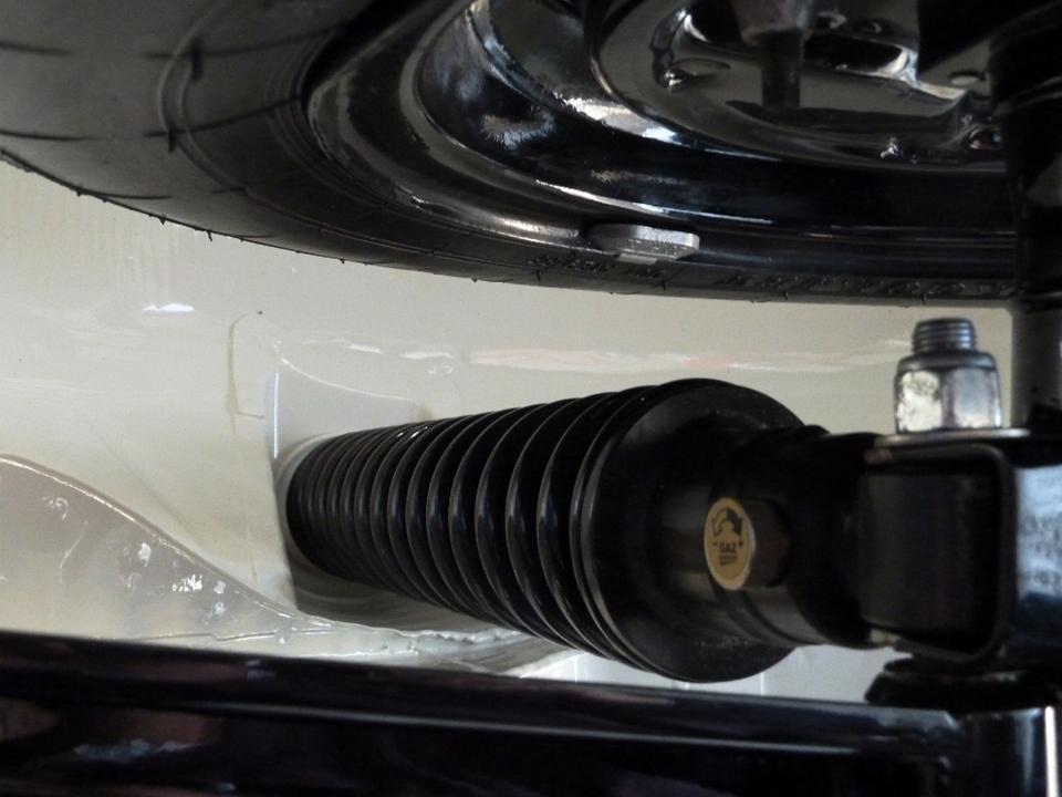 Lotus Cortina Pre-Aeroflow Underside 9
