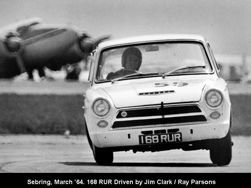 50.1.37 USA Lotus Cortina 1 Sebring 6403 Jim Clark  1