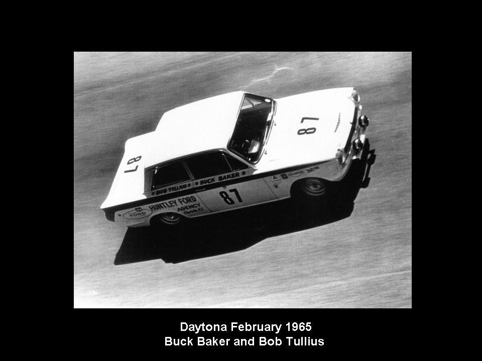 50.1.37 USA Lotus Cortina 18 Daytona 6502 Bob Tullius Buck Baker