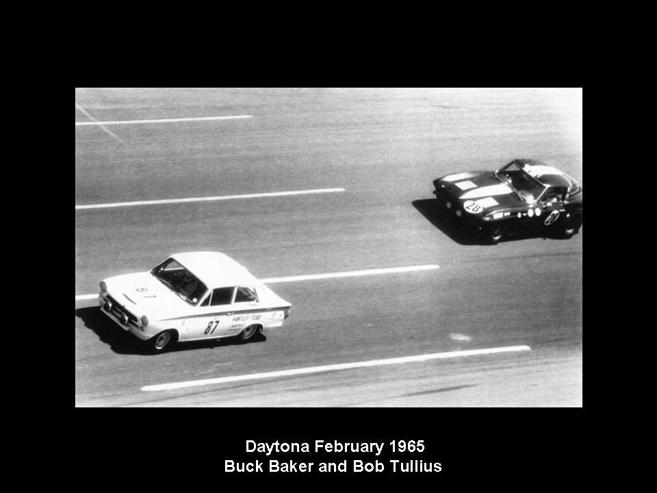 50.1.37 USA Lotus Cortina 19 Daytona 6502 Bob Tullius Buck Baker
