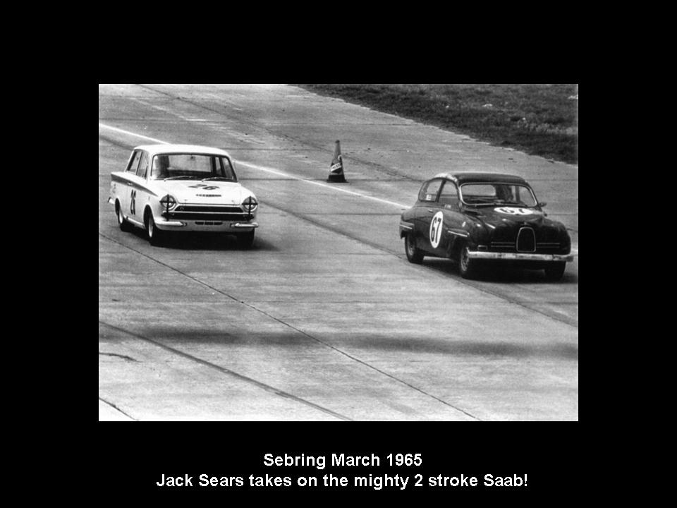 50.1.37 USA Lotus Cortina 25 Sebring 6503 Jim Clark Jack Sears