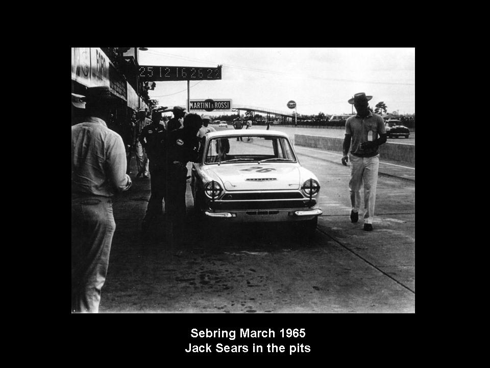 50.1.37 USA Lotus Cortina 26 Sebring 6503 Jim Clark Jack Sears