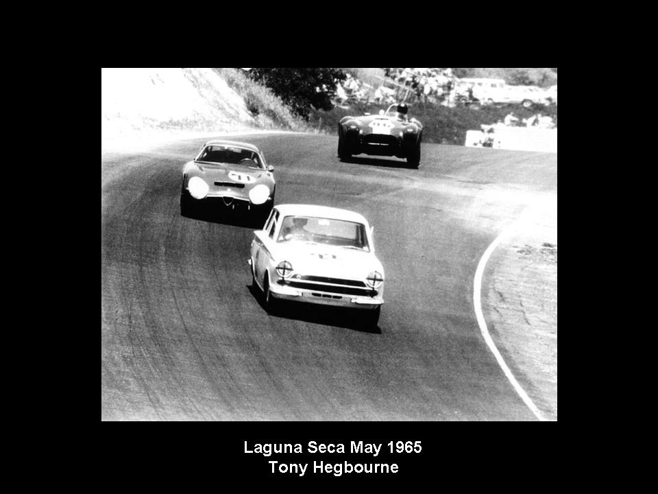 50.1.37 USA Lotus Cortina 33 Laguna Seca 6505 Tony Hegbourne