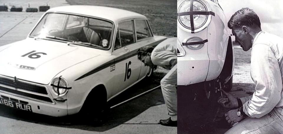 50.1.37 USA Lotus Cortina 7 Sebring 6403 Dan Gurney 3