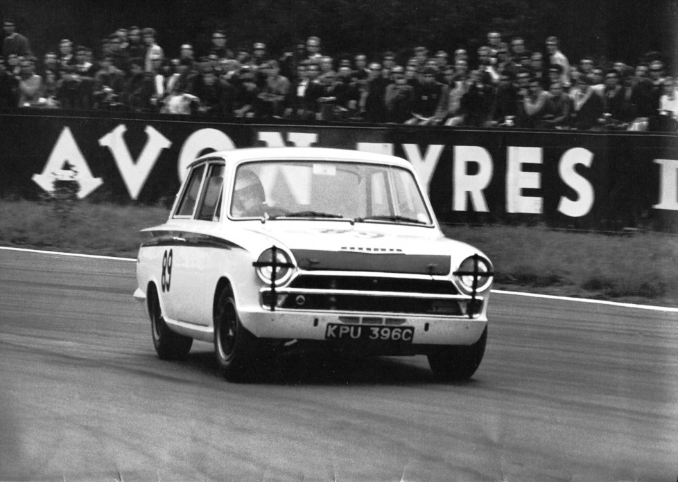90 Lotus Cortina Team Lotus KPU396C 24