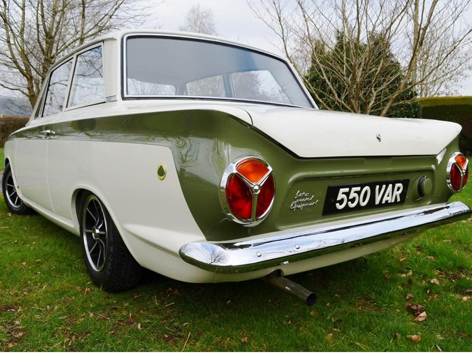 92 550VAR Jim Clark Lotus Cortina 2