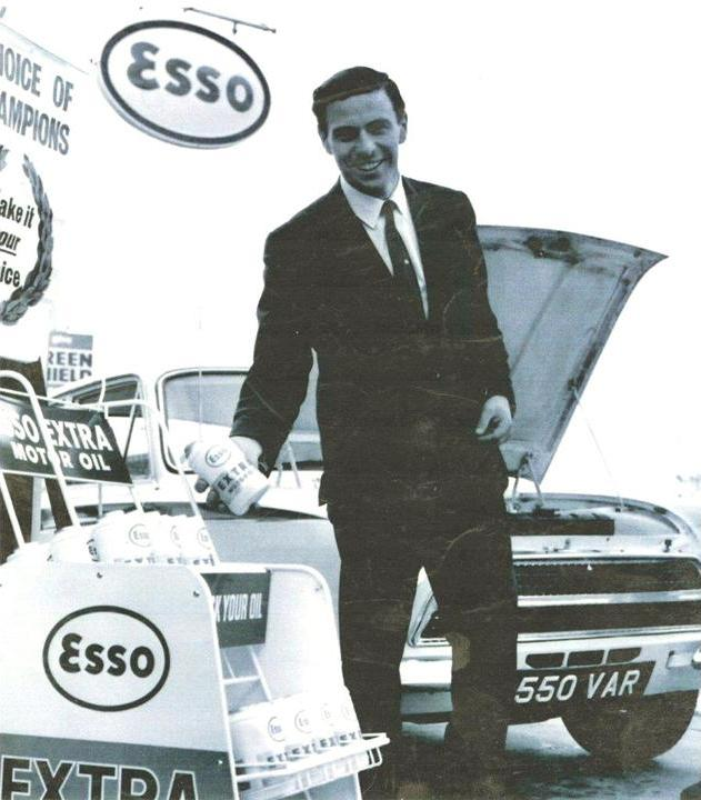 92 550VAR Jim Clark Lotus Cortina 3