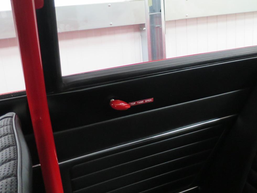 Lotus Cortina Mk1 Aeroflow A Frame Monaco Red 11