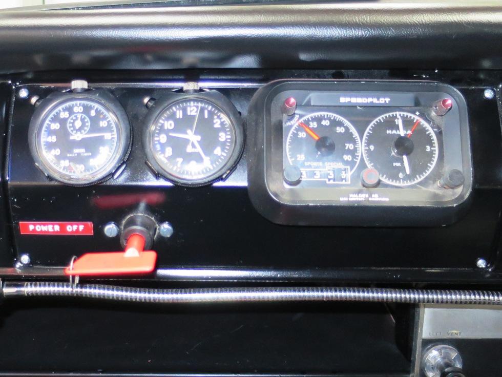 Lotus Cortina Mk1 Aeroflow A Frame Monaco Red 6