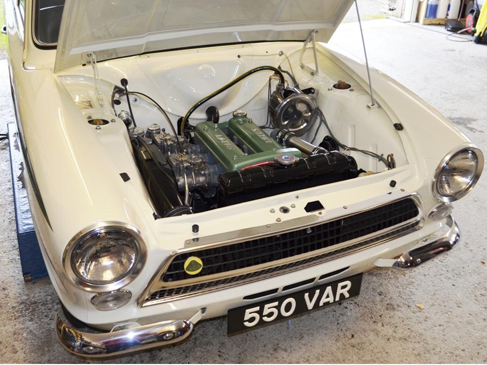 92 550VAR Jim Clark Lotus Cortina 20