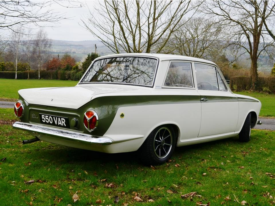 92 550VAR Jim Clark Lotus Cortina 6