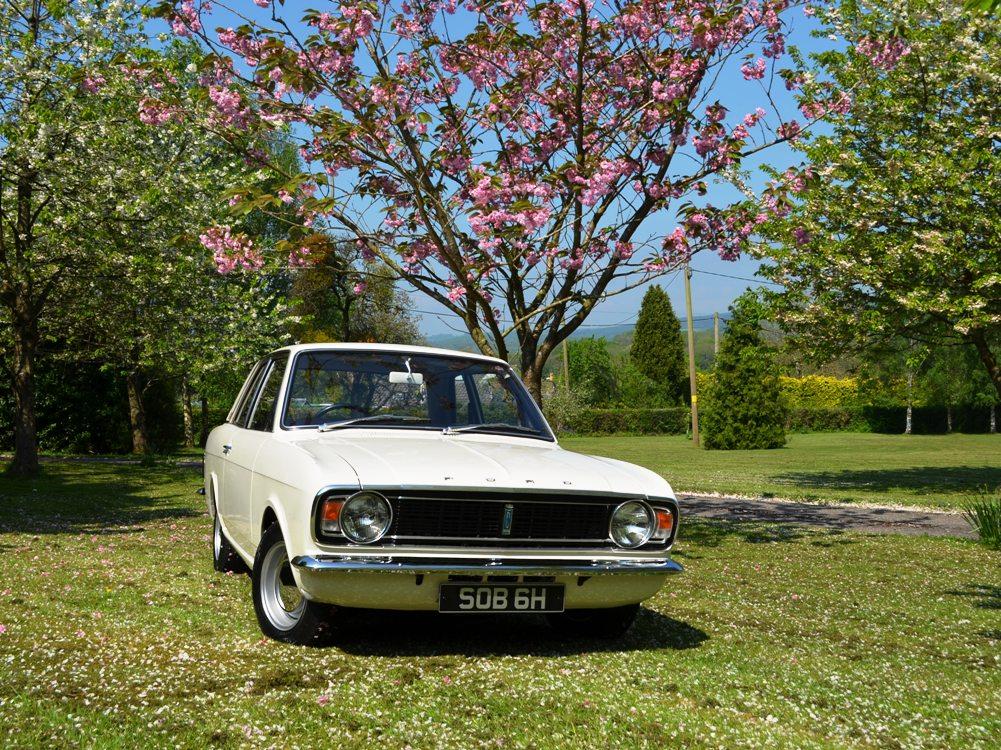 Lotus Cortina Mk2 Series 2 1