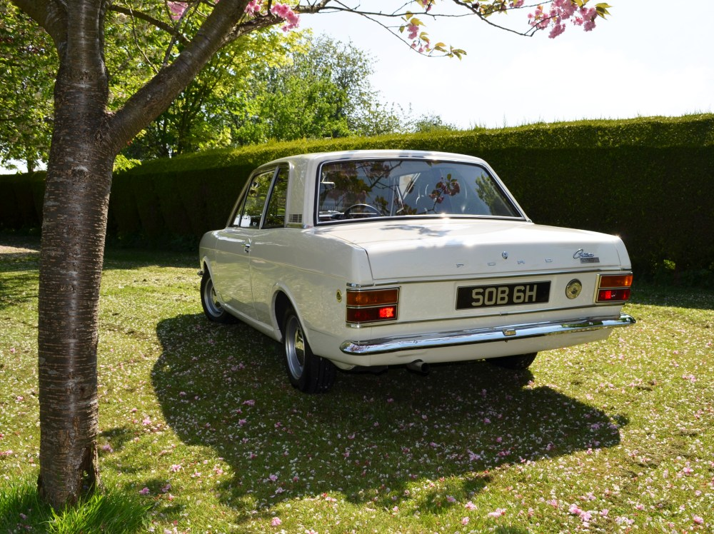 Lotus Cortina Mk2 Series 2 2