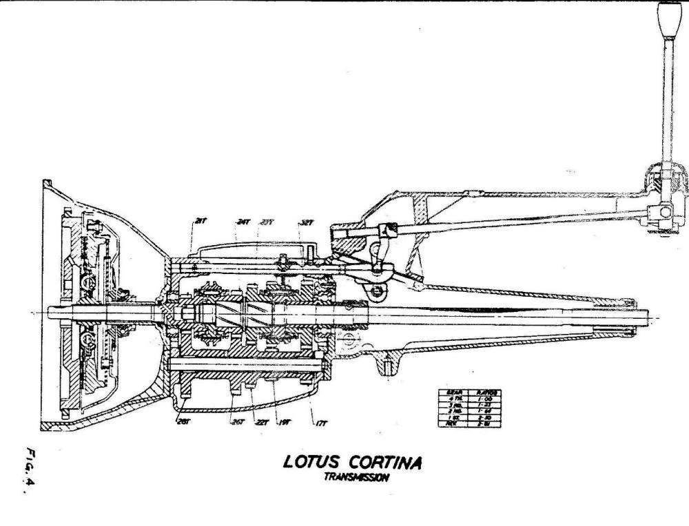 Lotus Cortina Engineering 0038