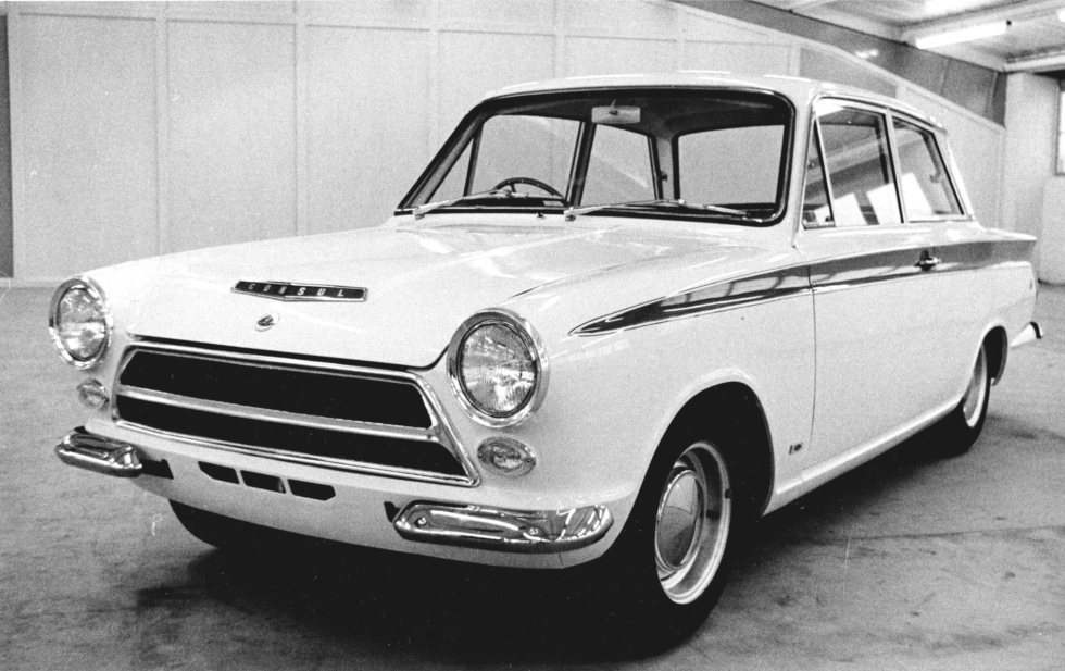 Lotus Cortina Press Pack 1963 11
