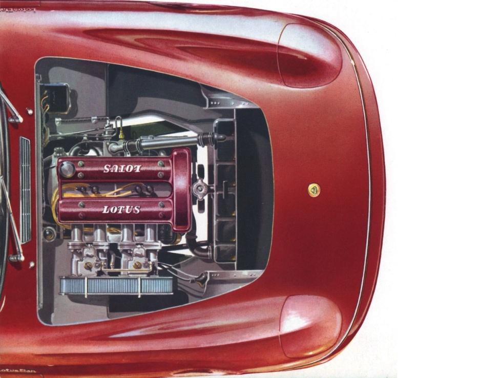 Lotus Elan 62 1500 Launch 1