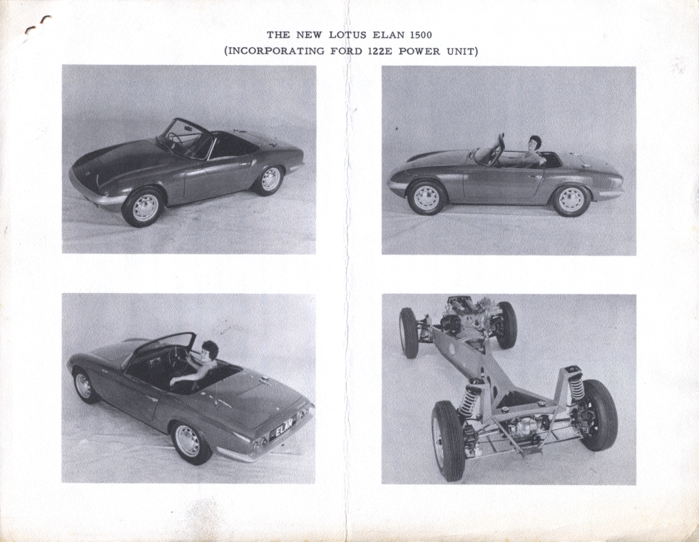 Lotus Elan Ford Press Release 5small